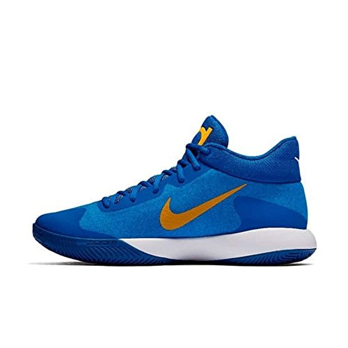 Nike Mens Kd Trey 5 V Scarpa Da Basket Royal Blue / White-university Gold