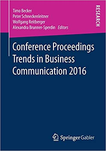 research articles on business communication