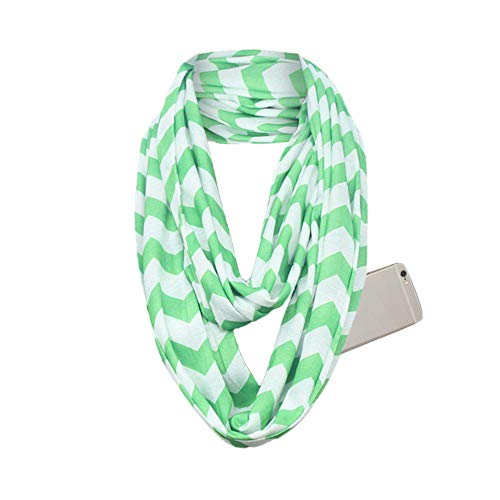 Fheaven Lightweight Infinity Scarves, Travel Scarf Womens St