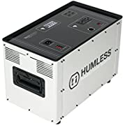 Portable Solar Generator for Camping, Hunting, RV, Off Grid, 1.3 kWh Solar Kit by Humless