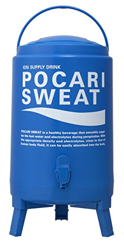 Pocari Sweat cooler jug ??tank 13L by Pocari Sweat