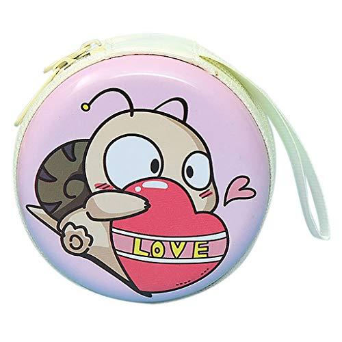 - Vansee❤❤Mini Zipper Earphone Headphone SD Card Storage Bag Box Carrying Pouch (C)