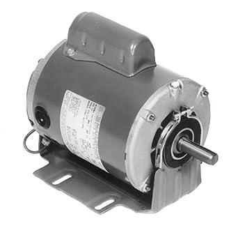 Marathon b208 blower belted motor 48y reversible frame 1 for 1 2 hp motor