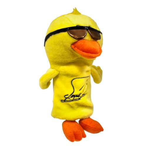 Winning Edge Designs Fuzzy Zoeller's Fuzzy Duck Head Cover, Outdoor Stuffs