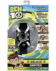 ساعة لعبة اومنيتركس رول ديلوكس من بن 10 (General sizes & size ranges) 76931