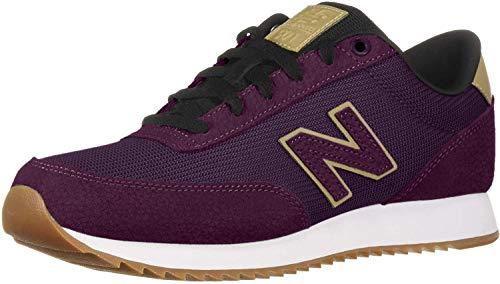 New Balance Women's 501v1 Sneaker, Dark Currant/Hemp, 8.5 B US