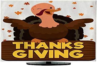 Coverhappy - Televisor para Interiores con Dibujos Animados de Turquía 130/32: Amazon.es: Electrónica