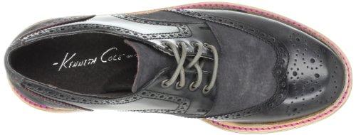 Kenneth Cole - Zapatos de cordones para hombre multicolor - gris