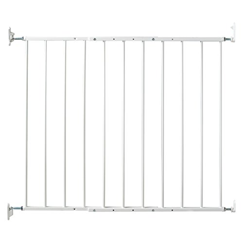 KidCo Safeway Top of Stairs Gate with Stairway Installation Kit