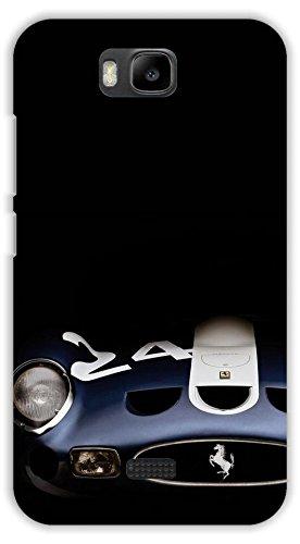 Crazy Beta Ferrari Car Symbol Design Printed Back Cover Amazon