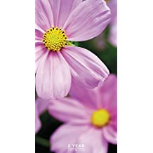 TF PUBLISHING 2017-2018 Flowers 2 Year Pocket Calendar