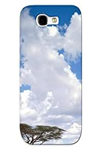 Hard Plastic Galaxy Note 2 Case Back Cover,hot Masai Mara Game Reserve, Kenya Case At Perfect Diy