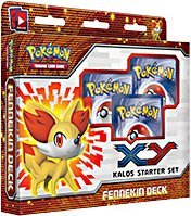 pokemon trading card game - xy kalos starter set - froakie deck - 5