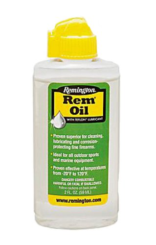 Interstate Arms Corp Remington Rem Oil Bottle (2-Ounce)