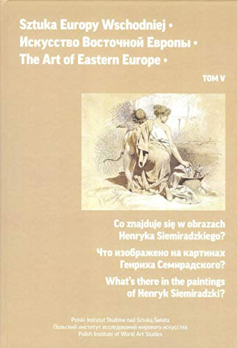 Sztuka Europy Wschodniej Tom 5