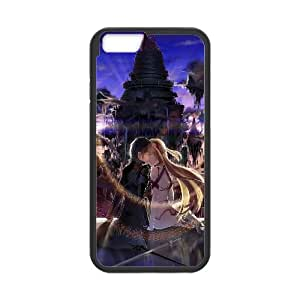 Asuna And Kirito Sword Art Online Anime iPhone 6 4.7 Inch Cell Phone Case Black VC129918