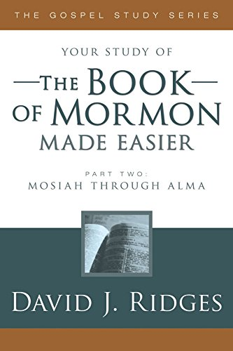 The Book of Mormon Made Easier, Part II (New Cover) (Gospel Studies)