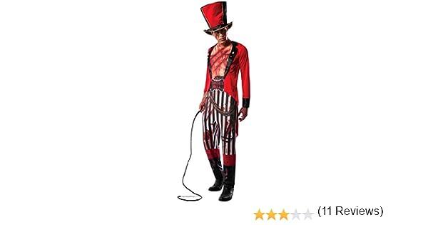 Rubies s Oficial León domador Circo Zombie Halloween, Disfraz ...