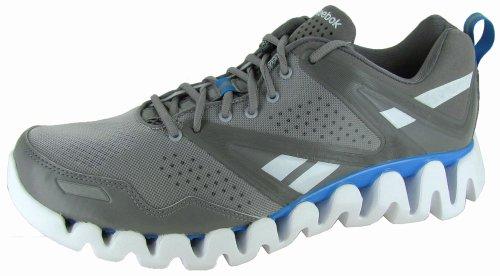 4e2f9914f6e2 Reebok ZigTech Zig Return Running Athletic Mens Shoes Gray Men s 10  (B00726O7H2)
