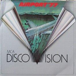 Airport '77 (CAV Full Feature Format) LASERDISC (NOT A DVD!!!) (Full Screen Format) Format: Laserdisc