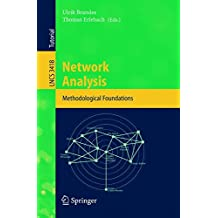 Network Analysis: Methodological Foundations