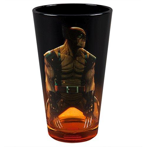 marvel pint glasses - 9
