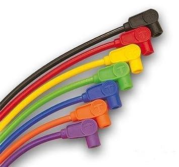Amazoncom Taylor HarleyDavidson Spark Plug WiresLeads Blue