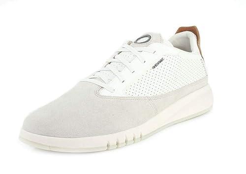 Geox AERANTIS U927FA Uomo Sneaker,Scarpe da ginnastika,Scarpe da Cosa Sportivi,Scarpe Sportive,Basso,Signori Scarpe,Sneaker,Scarpa