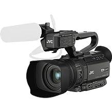 JVC GY-HM200 - Camcorder 4K ULTRA HD WIFI - LTE - optical 12X stabilized
