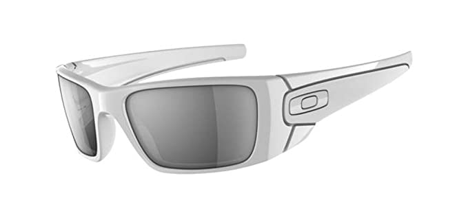 0defd034d39 Image Unavailable. Image not available for. Colour  Oakley Men s Gradient Fuel  Cell OO9096-54 Grey Rectangle Sunglasses