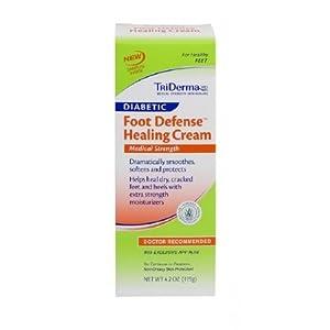 TriDerma MD Diabetic Foot Defense Moisturizer - 64025EA - 1 Each / Each