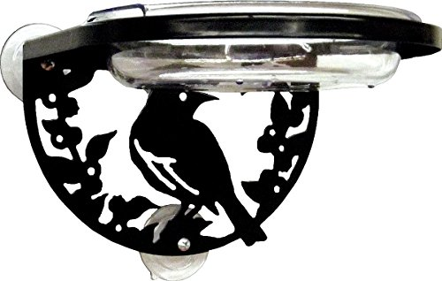Droll Yankees Inc. 344508 SIL-W Silhouette Window Feeder, 6