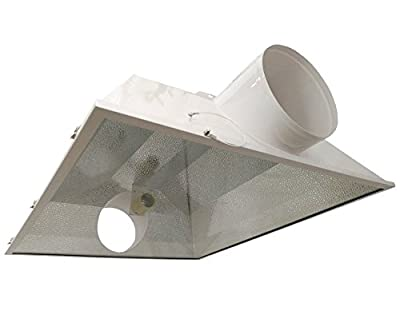 Hydro Crunch Large Air Cooled Grow Light Reflector
