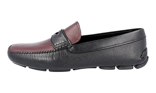 Saffiano Shoes Prada C55 Men's Leather Business F0C0Y 2DD001 wgBOqIg