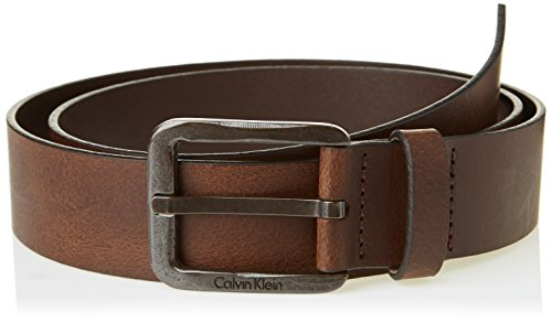 Calvin Klein Denim Belt (Belt man leather CK CALVIN KLEIN JEANS article K50K501207 LUCA BELT)