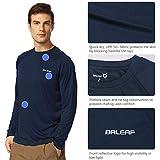 BALEAF Men's Long Sleeve Shirts Lightweight UPF