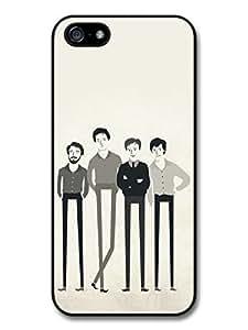 Joy Division Band Illustration Case For Sam Sung Note 2 Cover