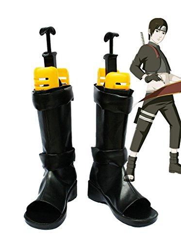 Naruto Anime Sai Cosplay Schoenen Laarzen Op Maat Gemaakt