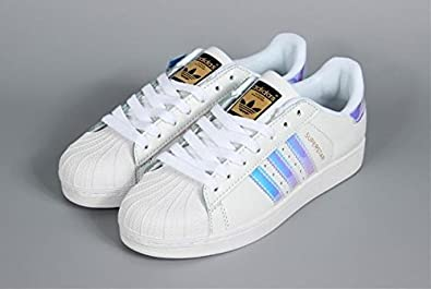 superstar adidas hologram