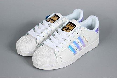 adidas superstar iridescent amazon