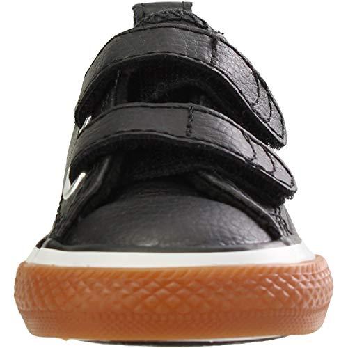Taylor White black Ctas De Bebés 001 Converse Casa Negro Estar Zapatillas 2v Por Ox Chuck Para 6HA4wxqO5