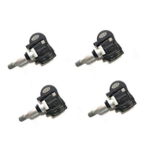 YUAN002YUAN 4 Pieces Tyre pressure control system sensors TPMS sensors OE 68078769AB: