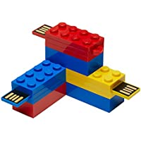 Pny Technologies 16gb Lego Usb Blue Yellow Or Red