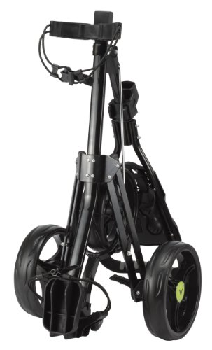 Callaway Golf Daytripper Push Cart, Black