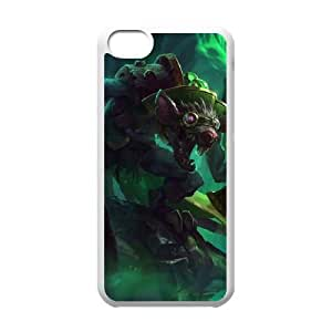 iPhone 5C Case League Of Legends Twitch VM_D11685 Hard Cell Phone Cases