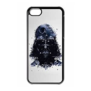 Star Wars Darth Vader Artwork iPhone 5c Cell Phone Case Black DIY TOY xxy002_918668