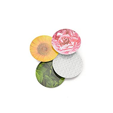 kate spade new york Patio Melamine Tidbit Plate Set, Floral
