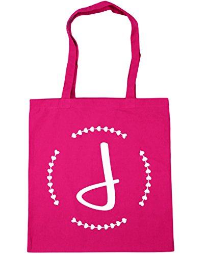 HippoWarehouse - Bolsa de playa de algodón  Mujer, rosa (classic) (Rosa) - 13552-TOTE-Classic Pink fucsia