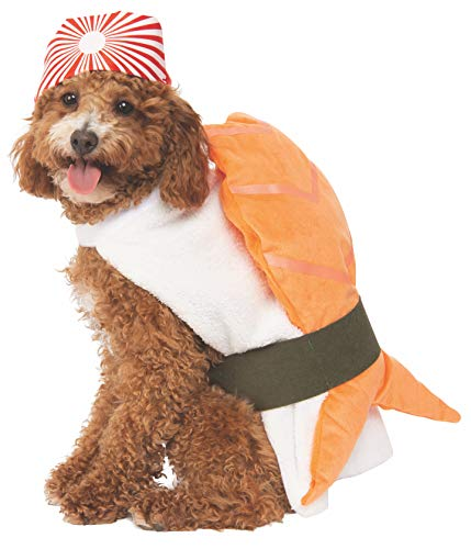 Rubie's Sushi Pet Costume, Small -