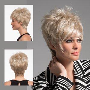 Envy Wigs : Shari (Average, Creamed Coffee) - Household Shari